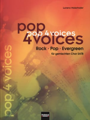 - Pop 4 voices - Partition - di-arezzo.fr