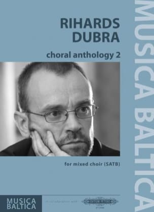 Choral anthology 2 Rihards Dubra Partition laflutedepan
