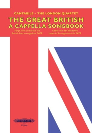 - The Great british A Cappella Songbook - Partition - di-arezzo.fr