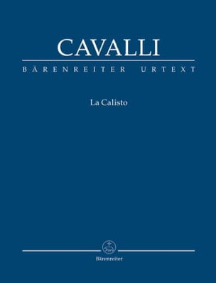 Francesco Cavalli - La Calisto - Partition - di-arezzo.fr
