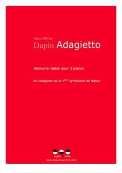 Adagietto de la 5ème symphonie de Mahler - laflutedepan.com