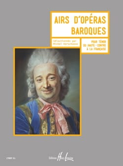 Opera tunes Tenor Baroque or High-against - Sheet Music - di-arezzo.com