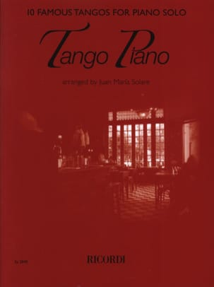 - Tango Piano - Sheet Music - di-arezzo.co.uk