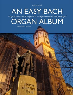 BACH - An Easy Bach Organ Album - Sheet Music - di-arezzo.co.uk