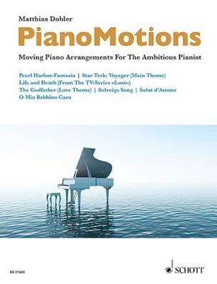 PianoMotions - Partition - Piano - laflutedepan.com