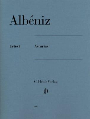 Isaac Albeniz - Asturias Opus 47-5 - Partition - di-arezzo.fr