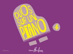 - Duets on a piano. Volume 4 - Sheet Music - di-arezzo.com