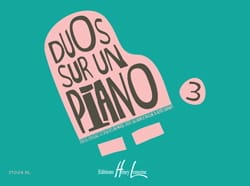 Duets on a piano. Volume 3 - Sheet Music - di-arezzo.com