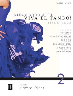 - Viva el Tango. Volume 2 - Partition - di-arezzo.fr