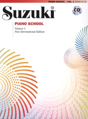 Suzuki - SUZUKI Piano Method - Volume 1 - Sheet Music - di-arezzo.co.uk
