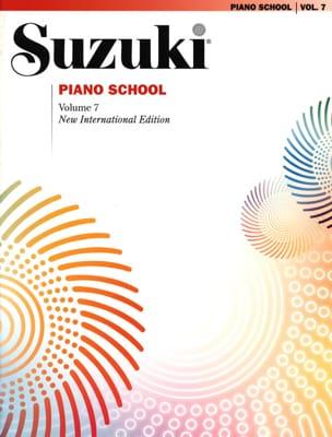 Suzuki - Suzuki Piano school New International Edition Volume 7 - Partition - di-arezzo.fr