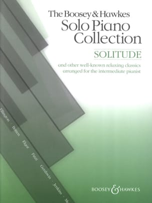 Solitude - Partition - Piano - laflutedepan.com