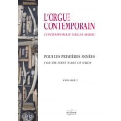 L'orgue contemporain Volume 2 Partition Orgue - laflutedepan