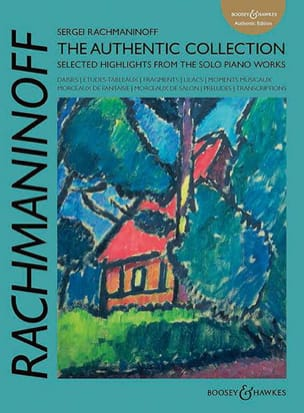 RACHMANINOV - The authentic collection - Partition - di-arezzo.fr