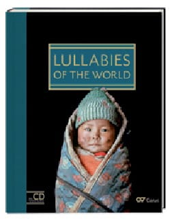 Lullabies of the world - Partition - Mélodies - laflutedepan.com