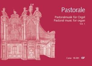 - Pastorale. Volume 1 - Partition - di-arezzo.fr