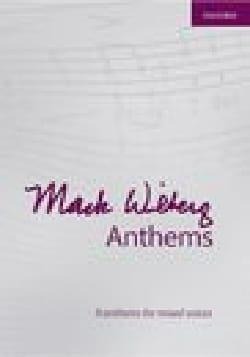 Mack Wilberg - Anthems - Sheet Music - di-arezzo.com