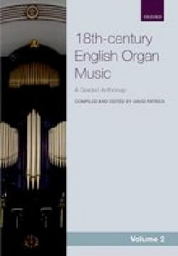 - 18th century english organ music. Volume 2 - Partition - di-arezzo.fr
