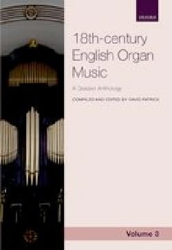 - 18th century english organ music. Volume 3 - Partition - di-arezzo.fr