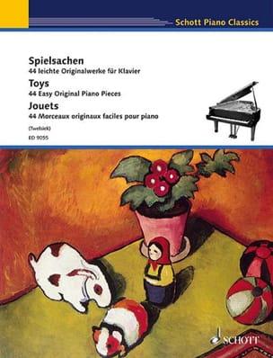 - Spielensache / Toys / Toys - Sheet Music - di-arezzo.com