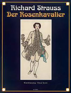 Richard Strauss - Der Rosenkavalier Opus 59 - Sheet Music - di-arezzo.co.uk