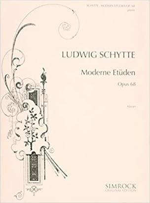 Ludvig Schytte - 25 modern studies Op. 68 - Sheet Music - di-arezzo.com