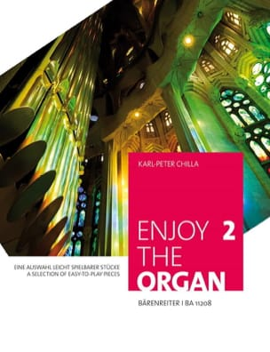 Enjoy the organ. Volume 2 - Partition - di-arezzo.fr