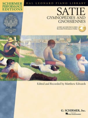 Erik Satie - Gymnopedies and gnossiennes - Sheet Music - di-arezzo.com