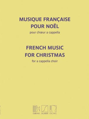 - French music for Christmas - Sheet Music - di-arezzo.com