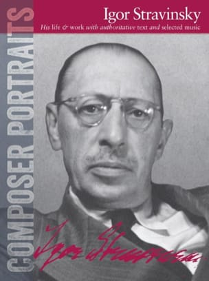 Igor Stravinski - Portrait - Partition - di-arezzo.fr