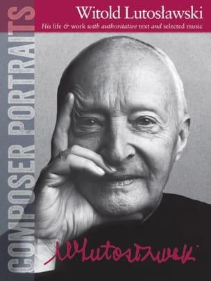 Witold Lutoslawski - Portrait - Partition - di-arezzo.fr