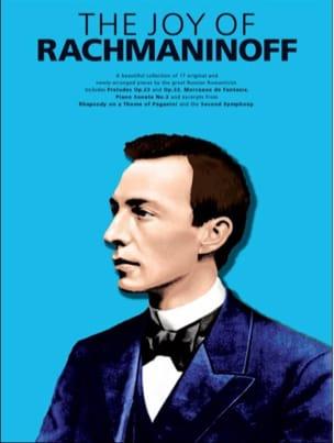 The Joy of Rachmaninov RACHMANINOV Partition Piano - laflutedepan