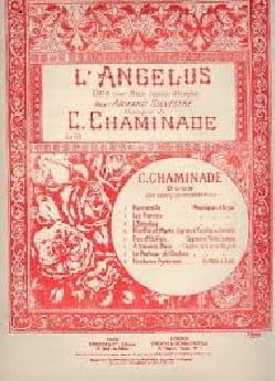 Cécile Chaminade - Angélus op. 69 - Partition - di-arezzo.fr