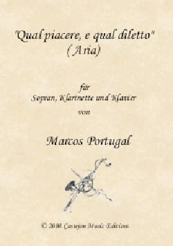 Qual piacere, e qual diletto Marcos Antonio Portugal laflutedepan