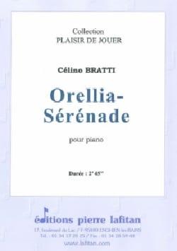 Célino Bratti - Orellia serenade - Partition - di-arezzo.fr