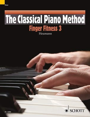 Hans-Günter Heumann - Finger Fitness. Volume 3 - Sheet Music - di-arezzo.com