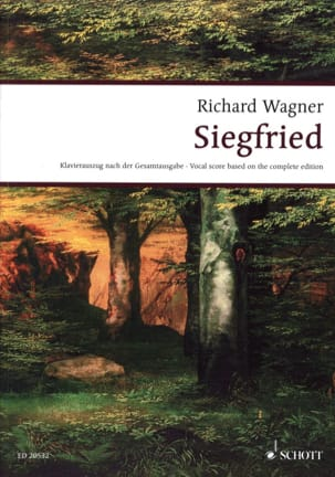 Siegfried. Wwv 86c - Richard Wagner - Partition - laflutedepan.com