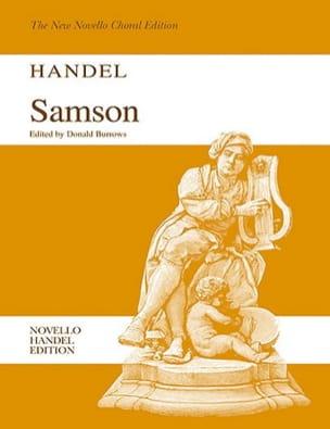 Samson - Georg-Friedrich Haendel - Partition - laflutedepan.com