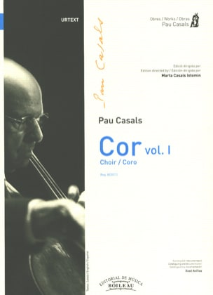 Pablo Casals - Horn. Volume 1 - Sheet Music - di-arezzo.co.uk