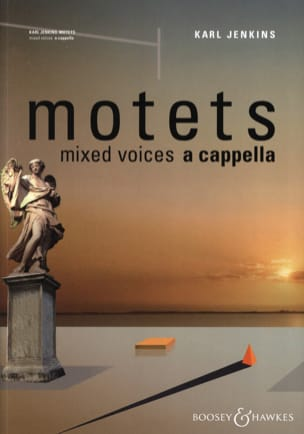 Karl Jenkins - motets - Partition - di-arezzo.co.uk