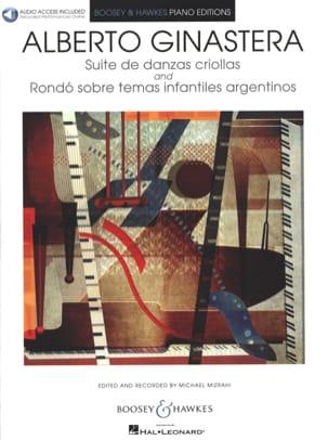 Alberto Ginastera - Suite of criollas danzas - Rondo sobre infantile temas argentinos - Partition - di-arezzo.co.uk