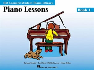 Piano lessons Book 1 laflutedepan
