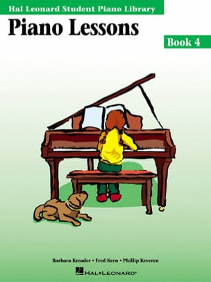 Piano lessons Book 4 - laflutedepan.com