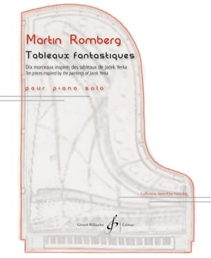 Martin Romberg - Fantastic paintings - Sheet Music - di-arezzo.co.uk