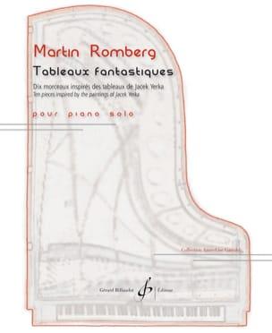 Martin Romberg - Tableaux fantastiques - Partition - di-arezzo.fr
