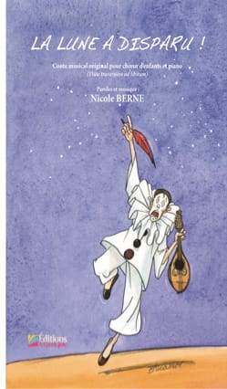 Nicole Berne - The moon has disappeared - Sheet Music - di-arezzo.co.uk