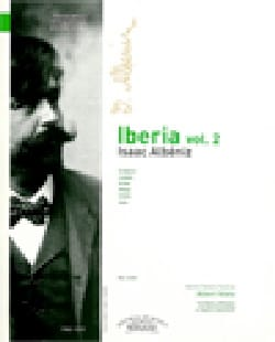 Iberia. Volume 2 - ALBENIZ - Partition - Piano - laflutedepan.com