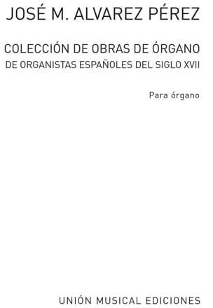 Coleccion de obras de organo - Partition - laflutedepan.com