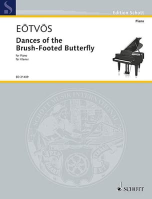 Peter Eötvös - Dances of the Brush-footed Butterfly - Partition - di-arezzo.fr