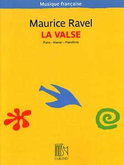 La Valse. RAVEL Partition Piano - laflutedepan